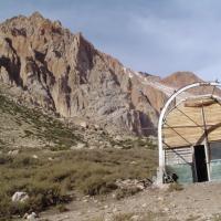 El Cajón de los Arenales by Andes  Vertical
