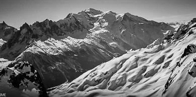 Chamonix by Fred Vionnet Grimpisme