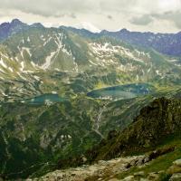 Vysoké Tatry / High Tatras by Marta Sprzączak
