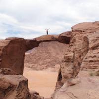 Wadi Rum, Jordan by Lory Carpano