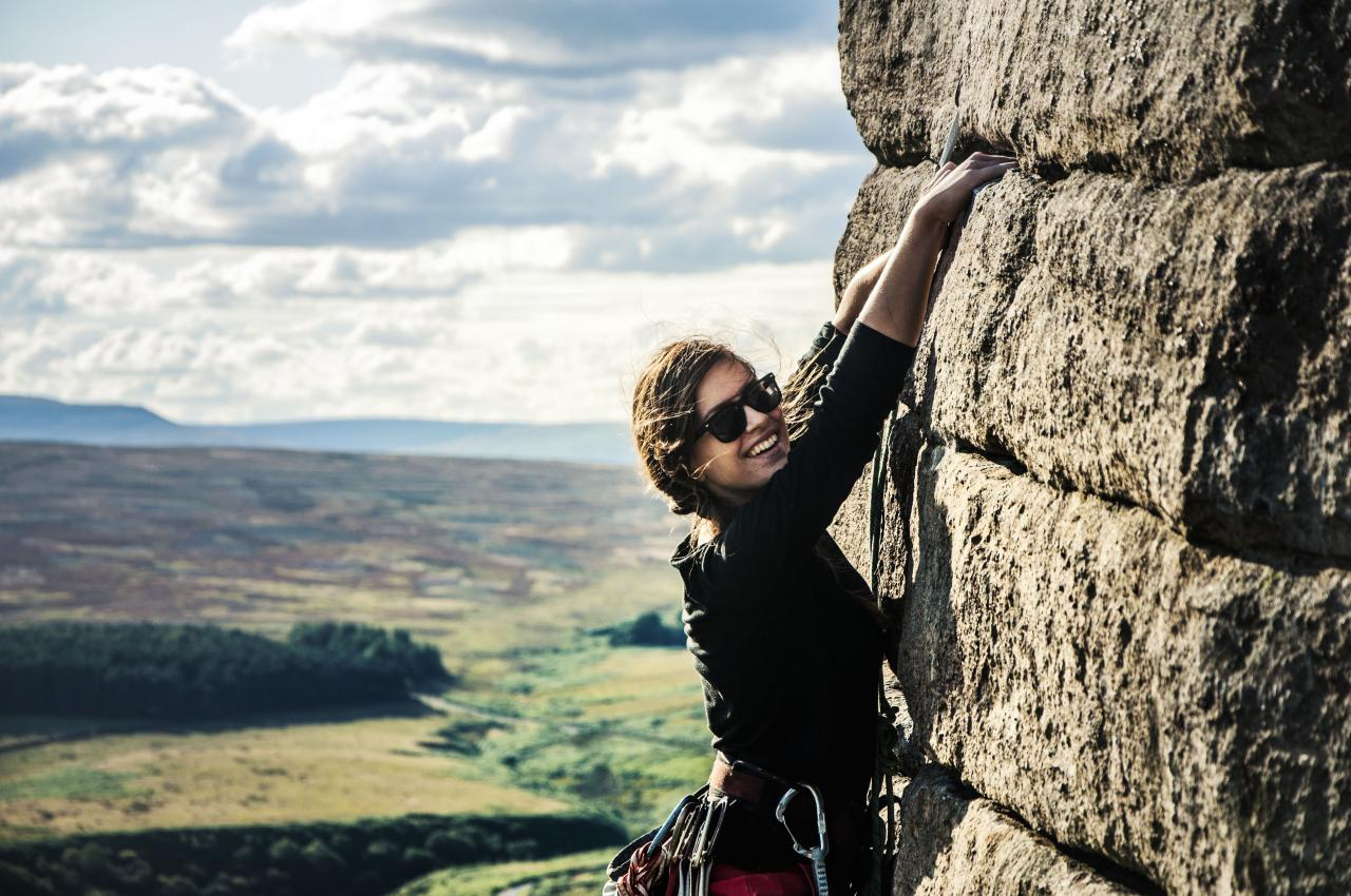 A picture from Stanage by Lena Drapella