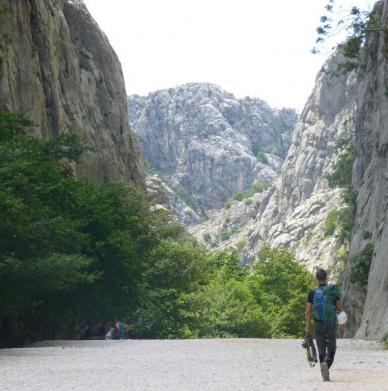 National Park Paklenica by Nicola Ferrari