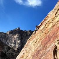 Rock Canyon by Shazia C