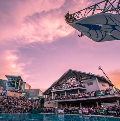 Utah Olympic Park by Sean McColl