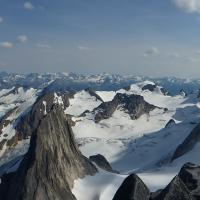 Bugaboos by Chris Oates