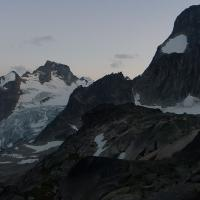 The Bugaboos by Chris Oates