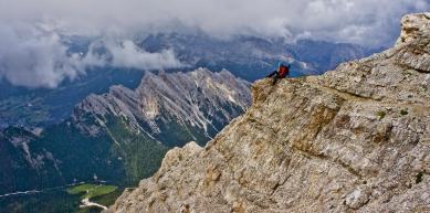 Mt. Cristallino (3026m)