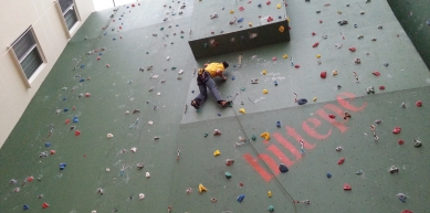 A picture from Biltepe Climbing Wall by Suat Erdoğan