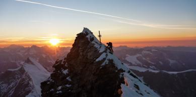 A picture from Matterhorn by Jan Zahula