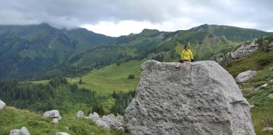 A picture from Col de la Colombière by David Hippert