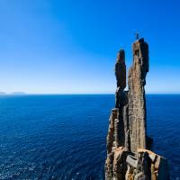 Cape Raoul, Tasman Peninsula, Tasmania by Simon Carter