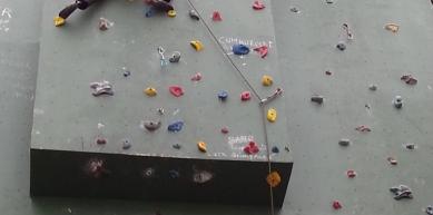 A picture from Biltepe Climbing Wall by Suat Erdoğan