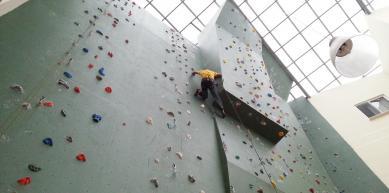 Biltepe Climbing Wall