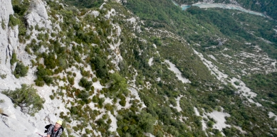A picture from Gorges du Verdon by Stephen Farrugia