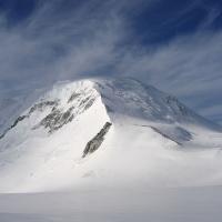 Mount Khuiten, Mongolia by Bob Worth