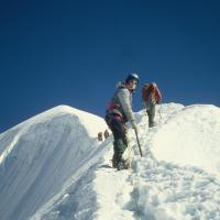 Island Peak - Imja Tse by Bob Worth