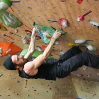 DAV Kletter - und Boulderzentrum München by Dustin Kerr