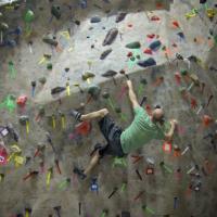 Rock Spot Climbing, Lincoln, RI by Paul O'Hearn