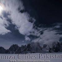 Karakoram Range by Hunza Guides