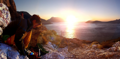 A picture from Kalymnos by Alberto Casapiccola