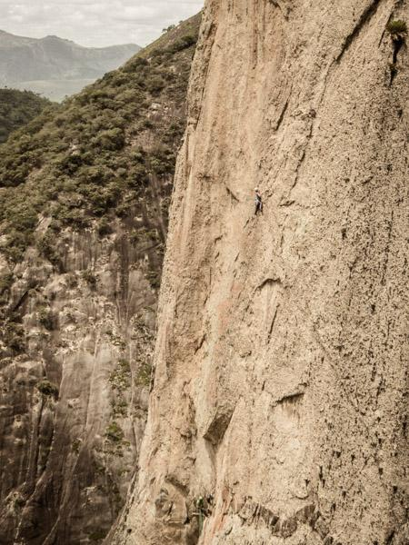 A picture from Pedra Riscada by adidas Outdoor