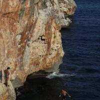 Cala Barques, Mallorca by Jan Sustr