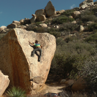 Jasper Boulders by Richard Robinson