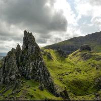 Isle of Skye, Scotland by Felix Schmale