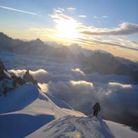 Aiguille du Midi by Erik Borghans