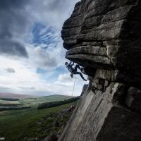 Stanage by Andrew Fern