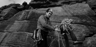 A picture from Stanage by Andrew Fern
