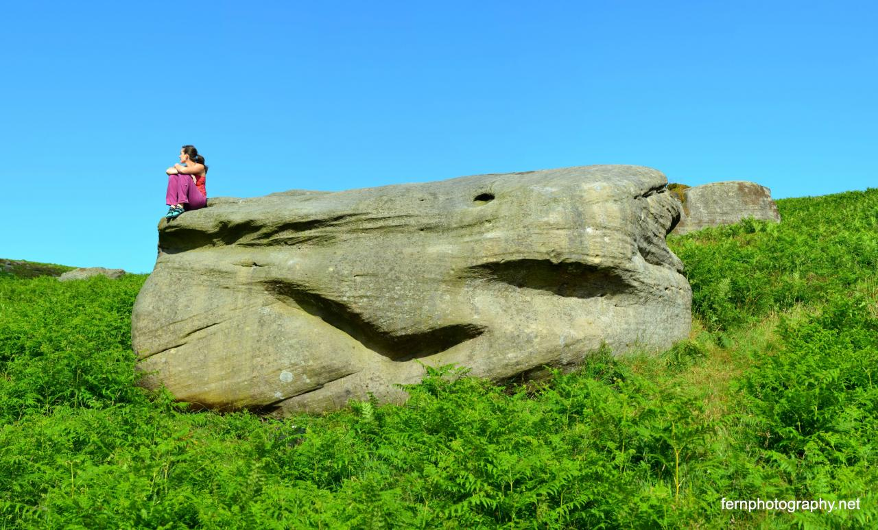 A picture from Burbage South, UK by Andrew Fern