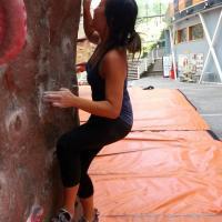 Edinburgh Indoor Climbing Arena (EICA), Ratho by Jessica Tang