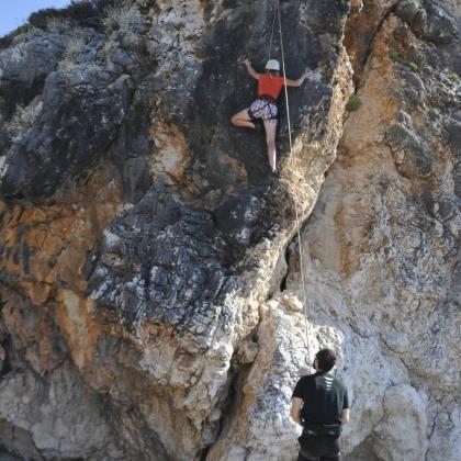 Gjipe by Rock Climbing Albania