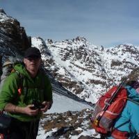 Jebel Toubkal, Morrocco by Robert Harper