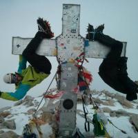 Pico Aneto by Josep Borras