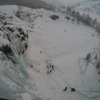 Ice Park (Pontechianale) by Nico Cox