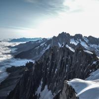 Chamonix by Leo Santiago