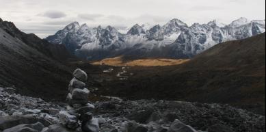 Cho La Pass Nepal