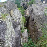 La Fissure d\'Ailefroide by Koen Veys