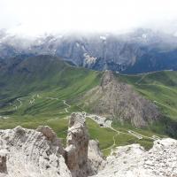 Dolomites by Letizia Antonielli