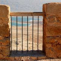 Masada by Letizia Antonielli