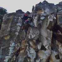 Sport climbing in Tivat by Damir Pepic