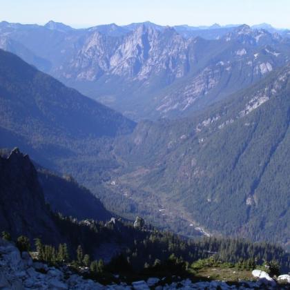 Garfield Mountain - North Bend, WA by Oren Cowlishaw