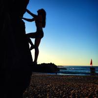 Waimea Bay by Aicacia Young