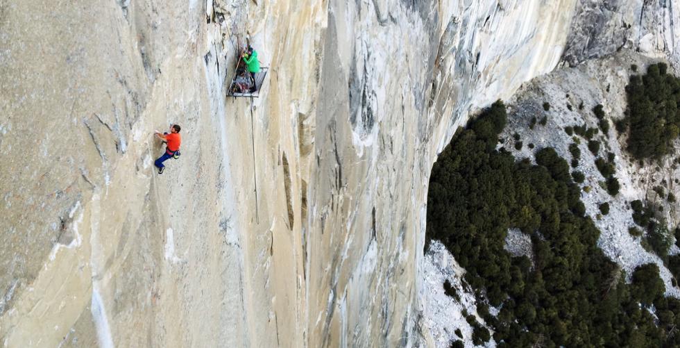 THE DAWN WALL PUSH: EPIC Battle in El Capitan