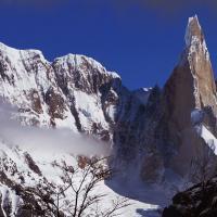 Cerro Torre by Atila Barros