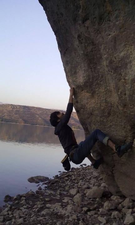 A picture from Thanda Dam by Shehryar Khattak