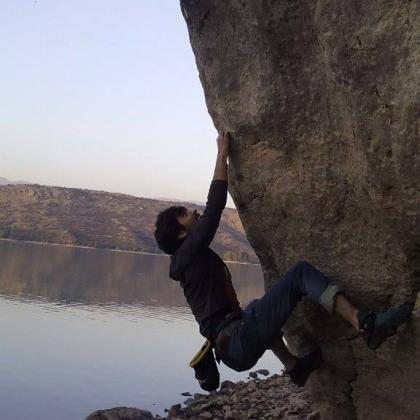 Thanda Dam by Shehryar Khattak