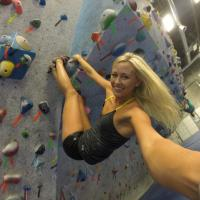 Focus Climbing Center, AZ by Sierra Blair-Coyle